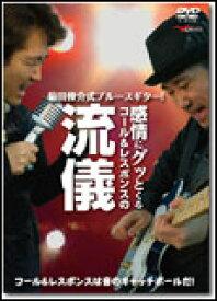 DVD 菊田俊介式ブルースギター!感情にグッとくるコール&レスポンスの流儀