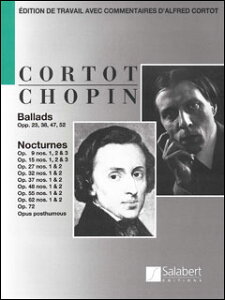 楽譜 ピアノのためのバラードとノクターン集(50499633/SLB5922/ピアノ・ソロ/輸入楽譜(T))