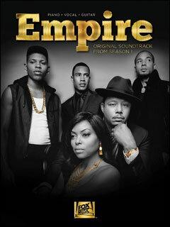 楽譜 Empire 成功の代償/シーズン1 オリジナル・サウンドトラック(00146150/ピアノ・ヴォーカル・ギター譜/輸入楽譜(T))