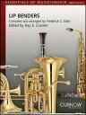 楽譜 リップ・ベンダーズ(44000369/12597040/輸入吹奏楽譜(T)/G3〜6)