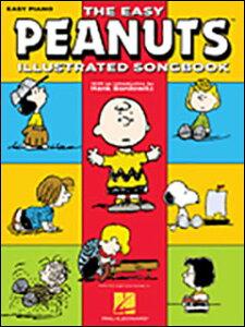 楽譜 イージー・ピーナッツ・イラストレイテッド・ソングブック(イージー・ピアノ)(00151563/ピアノ(初級)/輸入楽譜(T))