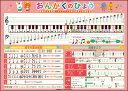 おんがくのひょう(楽譜基礎編)(AKPO-2/サイズ:B2サイズ(51.5cm×72.8cm))