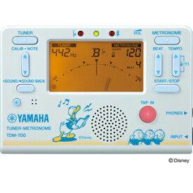 YAMAHA ヤマハ TDM-700DD2 ドナルドダック チューナーメトロノーム 『数量限定品』