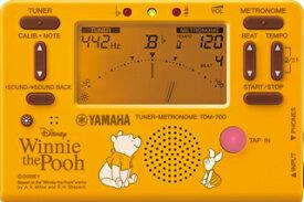 YAMAHA ヤマハ TDM-700DPO4 プー チューナーメトロノーム 『数量限定品』