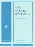 楽譜 イタリア古典声楽曲集 2/高声用 歌曲集
