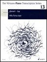 楽譜 モーツァルト(ファジル・サイ編曲)/トルコ行進曲ジャズ SW1126/輸入楽譜/The Virtuoso Piano Transcriptio…