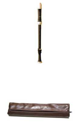 トヤマ楽器/AULOS(アウロス) テナーリコーダー 511B(E) シンフォニー バロック 音域:c1〜d3 ソフトケース入