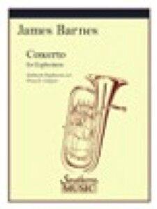 [楽譜] ユーフォニアム協奏曲(オンデマンド出版)【10,000円以上送料無料】(Concerto for Euphonium, Op. 132(OD)《輸入楽譜》