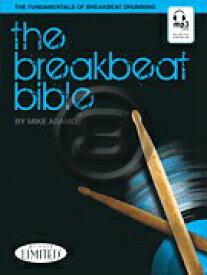 [楽譜] マイク・アダモ/ブレイクビーツのバイブル(音源ダウンロード版)【10,000円以上送料無料】(Mike Adamo - Breakbeat Bible,The)《輸入楽譜》