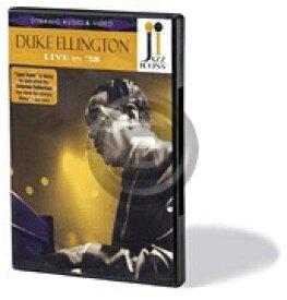 [DVD] デューク・エリントン/ライブ・イン '58【10,000円以上送料無料】(Duke Ellington - Live in '58)《輸入DVD》