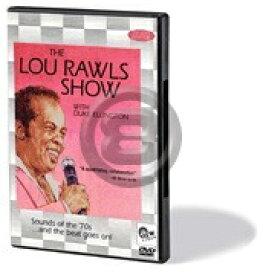 [DVD] ルー・ロウルズ・ショー・ウィズ・デューク・エリントン【10,000円以上送料無料】(Lou Rawls Show with Duke Ellington,The)《輸入DVD》