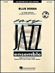 [楽譜] ブルー・ボサ(ケニー・ドーハム)《輸入ジャズ楽譜》【10,000円以上送料無料】(BLUE BOSSA)《輸入楽譜》