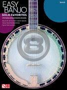 [楽譜] みんな大好き優しいバンジョー集《輸入バンジョー楽譜》【5,000円以上送料無料】(Easy Banjo Solo Favorites)《輸入楽譜》