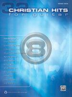 [楽譜] ギターのためのクリスチャン・ヒット集《輸入ギター楽譜》【5,000円以上送料無料】(32 Christian Hits for Guitar)《輸入楽譜》