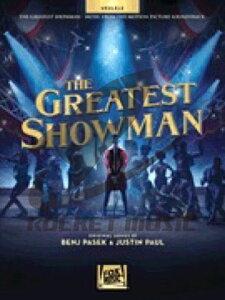 [楽譜] 「グレイテスト・ショーマン」曲集(2018年同名ミュージカル映画より《輸入ウクレレ楽譜》【10,000円以上送料無料】(The Greatest Showman)《輸入楽譜》