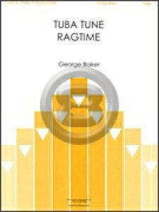 [楽譜] ジョージ・ベイカー/チューバ・チューン・ラグタイム(オルガン用)【10,000円以上送料無料】(George Baker - Tuba Tune Ragtime)《輸入楽譜》
