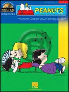 [楽譜] ピーナッツ曲集《輸入ピアノ楽譜》(音源ダウンロード版)【10,000円以上送料無料】(Peanuts)《輸入楽譜》