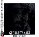 [楽譜] 2枚組LP 柳ジョージ『LIVE IN TOKYO』【DM便送料無料】(2LPヤナギジョージライブイントウキョウ)
