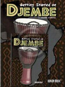 [楽譜] マイケル・ウィンバリー/ジャンベ入門(DVD付き)【10,000円以上送料無料】(Michael Wimberly - Getting Started on Djembe)《輸入楽譜》