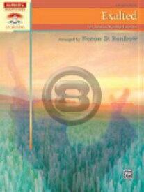 [楽譜] エクサルテッド(上級ピアノ)【10,000円以上送料無料】(Exalted)《輸入楽譜》