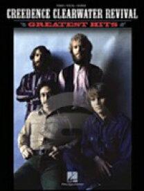 [楽譜] クリーデンス・クリアウォーター・リバイバル/グレイテスト・ヒッツ《輸入ピアノ楽譜》【10,000円以上送料無料】(Creedence Clearwater Revival - Greatest Hits)《輸入楽譜》