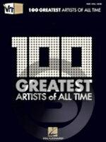 [楽譜] ケーブルテレビ(VH1) 100のアーティスト・ヒット曲集(ボブ・ディラン、ジミヘン他)《輸入ピアノ...【送料無料】(VH1 100 Greatest Artists of All Time)《輸入楽譜》
