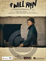 [楽譜] ブルーノ・マーズ/イット・ウィル・レイン《輸入ピアノ楽譜》【5,000円以上送料無料】(Bruno Mars/It Will Rain)《輸入楽譜》