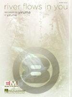 [楽譜] イルマ/リバー・フロウズ・イン・ユー《輸入ピアノ楽譜》【DM便送料別】(Yiruma/River Flows in You)《輸入楽譜》