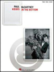[楽譜] ポール・マッカートニー/キス・オン・ザ・ボトム《輸入ピアノ楽譜》【10,000円以上送料無料】(Paul McCartney - Kisses on the Bottom)《輸入楽譜》