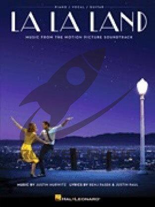 [楽譜] 「ラ・ラ・ランド」曲集(同名映画より)《輸入ピアノ楽譜》【DM便送料無料】(La La Land)《輸入楽譜》