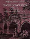 [楽譜] モーツァルト/ピアノ協奏曲 第7 10番《輸入オーケストラスコア》【DM便送料無料】(Piano Concertos Nos. 7-10)《輸入楽譜》