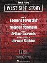 [楽譜] ウエスト・サイド・ストーリー(ヴォーカル・フルスコア)【送料無料】(West Side Story)《輸入楽譜》