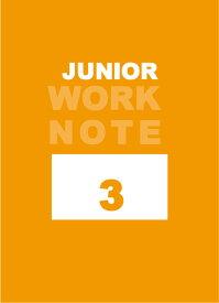 英語ジュニアワークノートBOOK3
