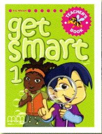 GET SMART Teacher's Book1 (Student's Book対応)【All English Text】