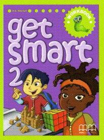 GET SMART Workbook2 (Student's Book対応)【All English Text】