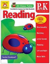 At-Home Tutor Reading Gr.prek-英語導入レベル【All English Text】