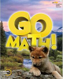 (最新版)Go Math! Student Edition Book G1(小学校1年生算数教科書)