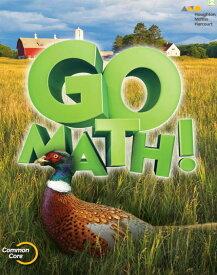 (最新版)Go Math! Student Edition Book G5(小学校5年生算数教科書)
