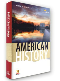 American History(高校生用アメリカ歴史教科書)