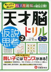 天才脳ドリルミニ 仮説思考 Vol.2