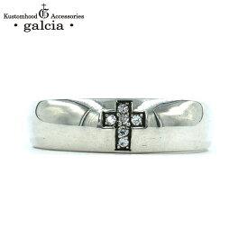"galcia / ガルシア (MEN'S) "" SILVER 925 PAIR RING "" CROSS MARRIAGE RING ENGAGEMENT RING シルバー 925 ペアリング マリッジリング エンゲージリング クロス (GPR04R MEN'S)"
