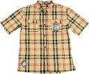 【GALFY/ガルフィー】Check shirt