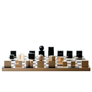 バウハウス チェスセット Bauhaus Schachfiguren und Schachbrett / ネフ社 NAEF