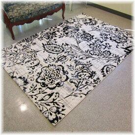 【送料無料!】デザインラグ 希少デザイン 新品 豪華絨毯 カーペット ラグ 248×160 3畳 豪華 オシャレ 安い