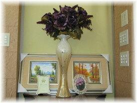 総額¥10000-以上で【送料無料!】花瓶 置物 小物入れ 卓上新品・粋なデザイン手作りガラス花瓶家具 インテリア インテリア小物 和風 洋風 おしゃれ 豪華 可愛い シンプル アンティーク