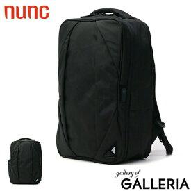 無料ラッピング ヌンク リュック nunc バッグ リュックサック バックパック Rectangle Backpack デイパック PC 通勤 通学 メンズ レディース NN002010