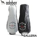 【楽天カードで18倍   2/17限定】 アダバット トラベルカバーセット adabat アイアンカバー キャディバッグ用トラベルケース 9.5インチ対応 GOLF ゴルフ用品 メンズ レディース A