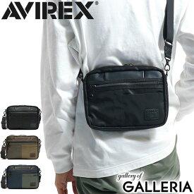 無料ラッピング | アヴィレックス ショルダーバッグ AVIREX ミニショルダー 斜めがけ 小さめ REGLESS リグレス ミリタリー アビレックス メンズ レディース AX2020