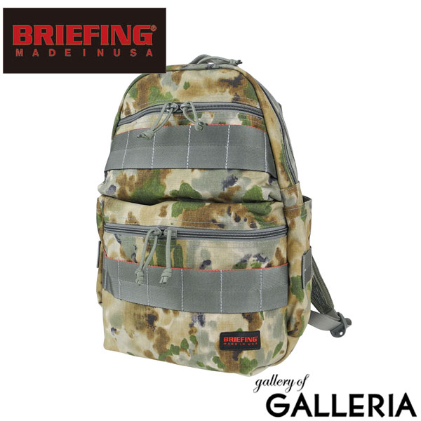 【P19倍★8/19(日)20時〜4H限定 ワンエントリー】【日本正規品】【送料無料】ブリーフィング BRIEFING リュック ATTACK PACK アタックパック リュックサック メンズ TRANSITIONAL CAMO 限定 BRF136219【あす楽対応】楽天