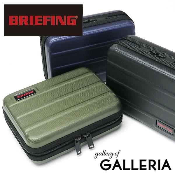 【日本正規品】BRIEFING モバイルケース ブリーフィング マルチケース 小物入れ H-MOBILE CASE メンズ レディース ポリカーボネート BRF525219
